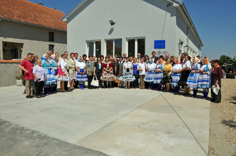 Gimnazijalci iz Nitre iz Slovačke gosti slovačkog doma